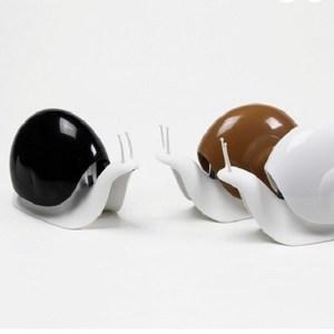 QUALY|蝸牛流口水-黑