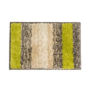 比利時Verdi簡約地毯-橄欖綠45x65cm
