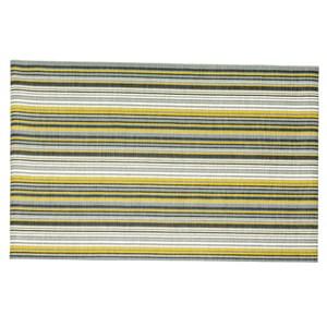 HOLA 特倫斯時尚編織地毯 153x230cm 圓條黃