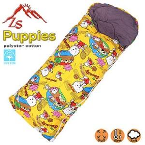 ZS Puppies 兒童保溫纖維棉睡袋