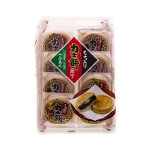 日本天恵製果最中力士餅8個240g
