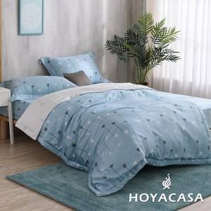 【HOYACASA】綻放時光100%萊賽爾天絲涼被