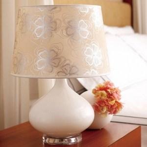 朵朵桌燈 - 白色