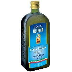 義大利DE CECCO特級冷壓橄欖油750ML
