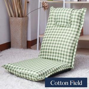 棉花田【雅格】多段式折疊和室椅-綠綠
