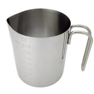 斑馬不鏽鋼量杯 800ML