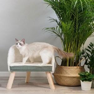 北歐風椅子型貓架