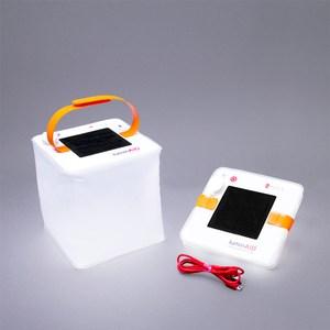 LuminAID PackLite Max 2 in 1 兩用太陽能露營燈