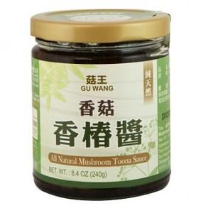 [特價]菇王-香菇香椿醬