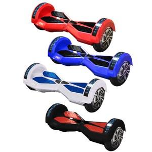 IS愛思 8S 跑車款智慧電動平衡車藍色