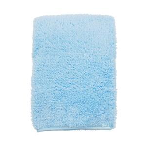 HOLA 極超細纖維素色方巾 藍37x37cm