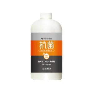 《台塑生醫》Drs Formula 抗菌防護噴霧大瓶裝補充瓶(1kg)