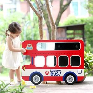 韓國品牌 NINO 兒童彩繪壁貼鏡 倫敦趴趴GO