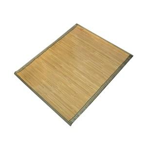 新台灣鏡面竹床蓆 加大 6x6尺