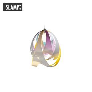 【SLAMP】GOCCIA 吊燈-迷幻火/黑金/貓眼石/銀紫貓眼石