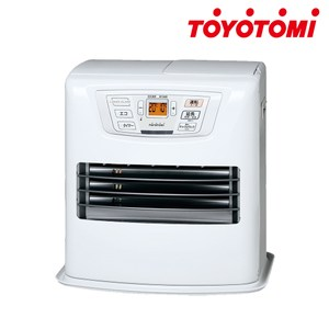 TOYOTOMI 智能溫控型煤油暖爐 LC-L36-TW