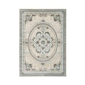 維羅納立體厚絲毯160x230cm 羅浮灰