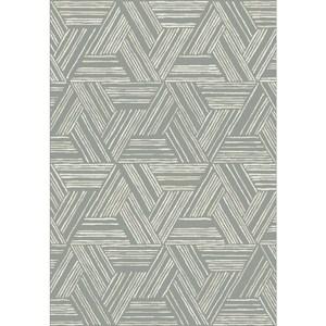 敦爾特地毯160x230cm 三角