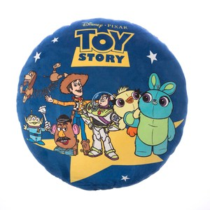 HOLA 迪士尼系列 玩具總動員 造型抱枕-星球