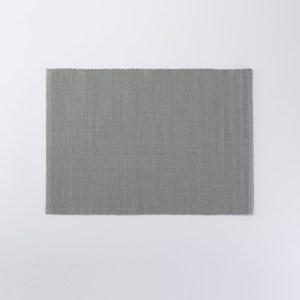 HOLA 伊棉餐墊48x33cm灰綠