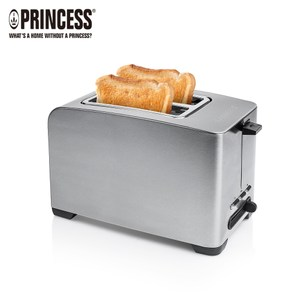 《限時下殺》PRINCESS荷蘭公主不鏽鋼二片烤麵包機142356