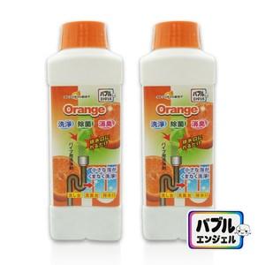 橘油水管清潔疏通劑(538g/瓶)2入組