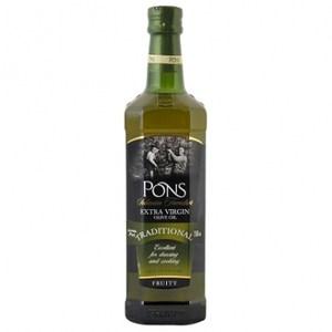 西班牙PONS特級冷壓橄欖油 750ML