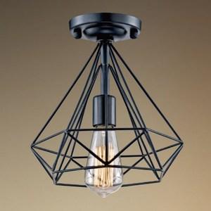 YPHOME 工業風吸頂燈 S85481H