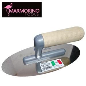 【Marmorino Tools】專業牆面塗料橢形不鏽鋼抹刀鏝刀油漆刀240X100mm