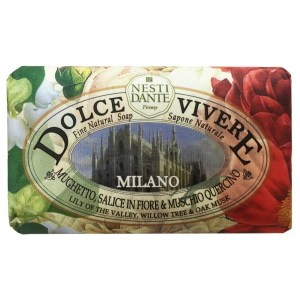 Nesti Dante 義大利手工香皂-米蘭風情 (250g)*2