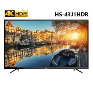 HERAN 禾聯  43吋LED液晶顯示器+視訊盒 HS-43J1HD