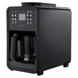 HERAN 禾聯 六人份自動式研磨咖啡機 HCM-09C7