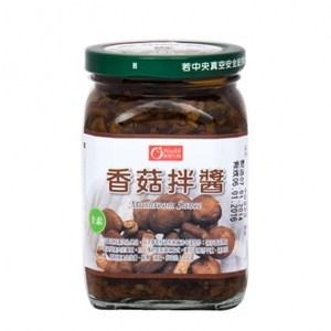 香菇拌醬(康健)380g