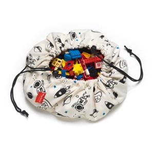 Play & Go玩具整理袋-迷你外太空