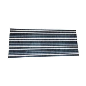 PVC編織地墊60*150cm-混款(扁絲)