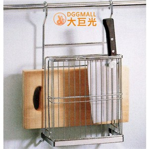 【大巨光】不鏽鋼刀具砧板架(3050)