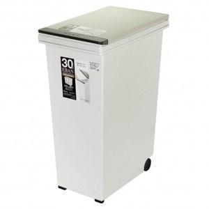 ASVEL-EBAN彈壓式垃圾桶-30L