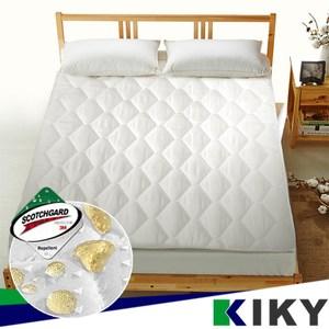 3M防潑水表布薄床墊(雙人5尺)