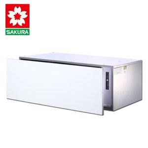 櫻花牌Q7598A崁門板臭氧型90cm橫抽內崁式烘碗機(不含安裝)