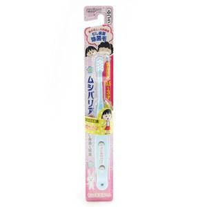 日本 EBISU 櫻桃小丸子 0.5-3歲 兒童牙刷 混色隨機