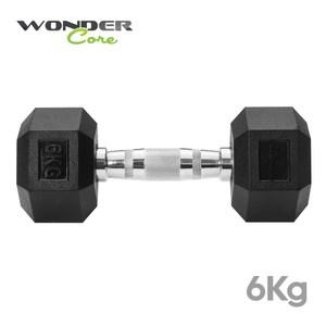 Wonder Core六角健身啞鈴(6kg)