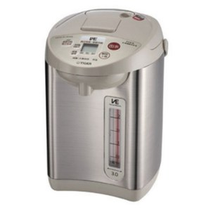【TIGER虎牌】2.9公升VE真空電動熱水瓶 PVW-B30R