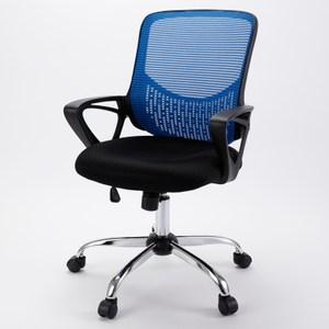 邦妮網背主管椅 藍色款