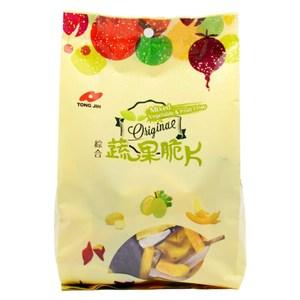 統記食品 TONG JIH 綜合蔬果片 250G