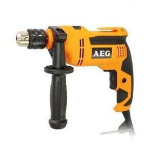 德國AEG 4分震動電鑽SB 630 RE KT 含手工具