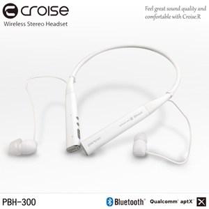 【韓國Partron】CROISE.R無線藍芽頸掛式耳機(PBH-300)珍珠白