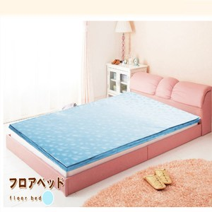 【KOTAS】蘭妮透氣涼爽 炎夏避暑 冬夏兩用床墊 雙人 5尺(藍)