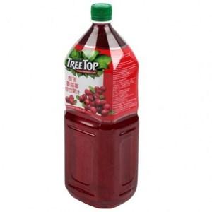樹頂蔓越莓綜合果汁2L