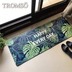 TROMSO廚房防油皮革地墊-K304外樂叢林