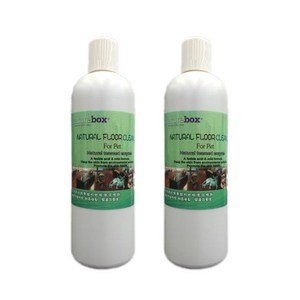 Naturebox 天然寵物茶籽酵素地板清潔液 500ml X 2入